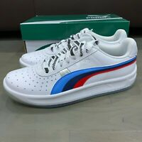 Puma BMW M Motorsport GV Special 1 Sneaker White Blue Red Men's New
