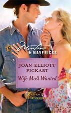 Wife Most Wanted (Montana Mavericks)
