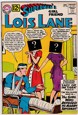 Superman's Girl Friend Lois Lane # 38 (1963) FN-
