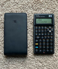 Hewlett Packard HP 35s Programmable Scientific Calculator w/ Case Tested