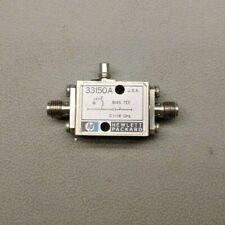1PC  0.1-18Ghz SMA Bias Tee 33150A HP