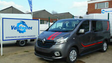 Renault Commercial Van-Delivery, Cargoes with Alarm