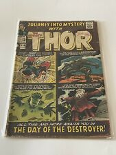 JOURNEY into MYSTERY # 119 MARVEL COMICS 1965 WARRIORS 3 FIRST APPEARANCE KEY