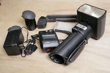 Metz 70 Mz-5 handle mount flash unit