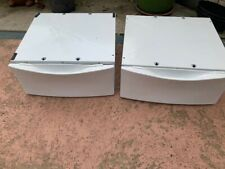 Kenmore or whirpool washer dryer pedestals