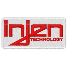 Racing patrocinadores fan Patch Injen Technology ca 8x4 cm
