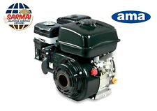 Motore a scoppio benzina 4 tempi G200F 6,5hp albero conico Lombardini cn flangia