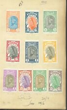 Ethiopia 1928-31 all different collection of 102 stamps in small album all MH