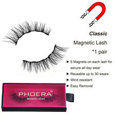 Beauty Phoera Magnetic Eyelashes Liquid Eyeliner Gel False 3D Eye Lashes Kit