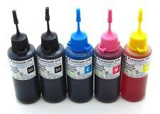 Compatible Ink Refill Bottles Fits Epson XP610 XP615 XP510 XP710 XP810 NON-OEM