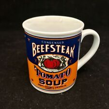 Vintage Campbell Soup Company Beefsteak Tomato Soup Mug 125th Anniversary Mug