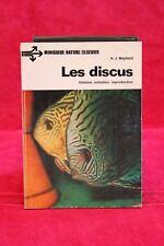 LES DISCUS - Miniguide nature Elsevier - Livre - Occasion