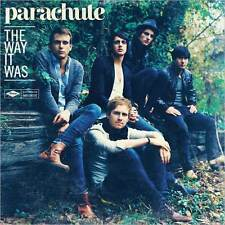 PARACHUTE : WAY IT WAS (CD) Sealed