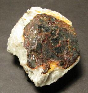 Calcite Zincite Fluorescent Minerals Sterling Hill NJ