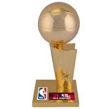 """Toronto Raptors 2019 NBA Finals Champions 12"""" Replica Larry O'Brien Trophy"""