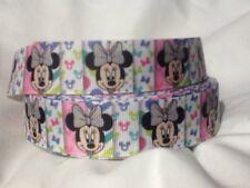 Minnie 25mm Grosgrain Ribbon 3 Meter Length Hair Bows Craft Sewing