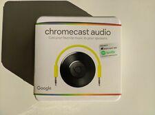 Google Chromecast Audio. OPEN BOX IN EXCELLENT SHAPE