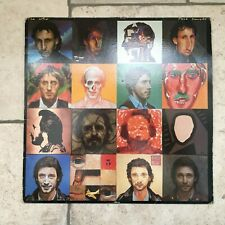 The Who _ Face Dances _ Vinile LP 33 giri + Poster _ 1981 Warner Canada