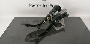 MERCEDES - BENZ W124 W201 190E Coupe Clutch Brake Pedals Pedal Manual Gearbox