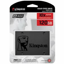 SSD 120GB Kingston A400 Internal Solid State Drive Laptop Drive SATA III 2.5""
