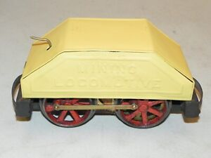"Vintage Carlisle & Finch Rare 2"" Gauge Mining Locomotive Restored RUNS"