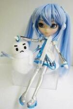 "NEW Groove Pullip Vocaloid Snow Hatsune Miku Doll 12"" Official P-037 US Seller"