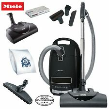 Miele Kona C3 Complete Canister Vacuum Cleaner - Great On Carpet & Hard Flooring