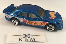 1998 Hot Wheels Race Team Series Iv Mercedes C-Class Loose