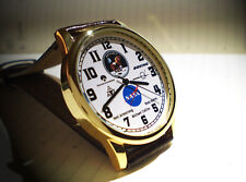 Apollo 11, First Man on The Moon, Armstrong, Collins, Aldrin, Wrist Watch