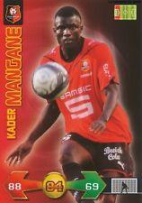 KADER MANGANE # SENEGAL STADE RENNAIS CARD XAMAX PANINI ADRENALYN FOOT 2010