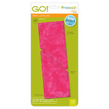 AccuQuilt GO! & Baby! Fabric Cutting Die Chisels 55039 Block On Board Quilting