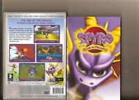 SPYRO ENTER THE DRAGONFLY PLAYSTATION 2 PS2 PS 2
