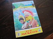 Rare 1965 KIDs Book THE MEKEOS Pacific Peoples PAPUA NEW GUINEA indigenous