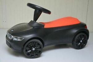 BMW Baby Racer III Rutschauto mit LED Licht, Hupe & Wunschkennzeichen