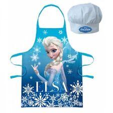 Disney Frozen Eiskönigin Küchen Set Schürze Kochschürze Kochmütze backen ko