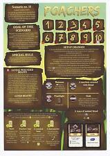 Robinson Crusoe: Poachers promo scenario board game portal New