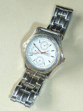 DANS L'ETAT vintage Watch MONTRE HOMME uhr MATY besancon quarz 3 ATM calendrier