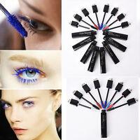 3D Fiber Eye Lashes Mascara Eyelash Extension Long Curling Waterproof Makeup