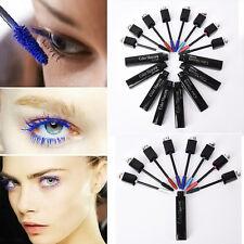 3D Fiber Eye Lashes Mascara Eyelash Extension Long Curling Waterproof Makeup#
