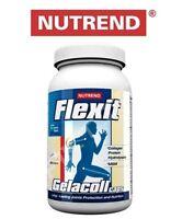Nutrend Flexit GELACOLL 180 Caps. Complex Effective Joints Protection Collagen !