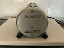 musical fidelity X-LPS phono amplifier.