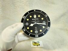 A Bathing APE clock BAPEX Collection Limited Edition Very RARE From Japan 猿時計