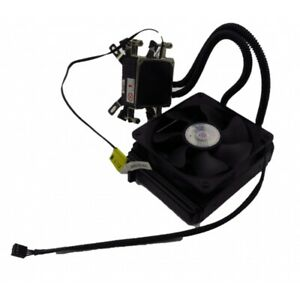 Coolermaster Liquid Lite CPU Cooler Radiator System + 120mm System Fan