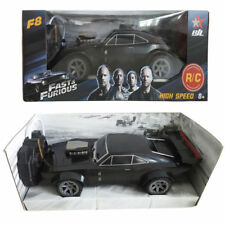 1:18 FAST AND FURIOUS DOM'S DODGE RC RADIO REMOTE CONTROL VEHICLE DRIFT CAR TOY