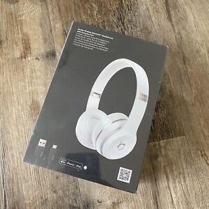 Beats Solo3 Wireless On-Ear Headphones - White BRAND New & SEALED