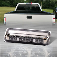 Cargo Led Tail Light 04 - 08 For F150/Explorer Chrome Housing Rear 3rd Brake