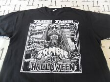 XL- Zombie Jamboree Halloween T- Shirt