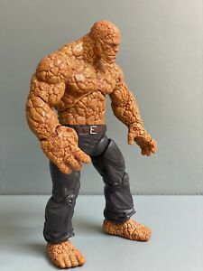 Fantastic Four The Thing Twist Smash Articulated Figure, Marvel Legends,7 inches
