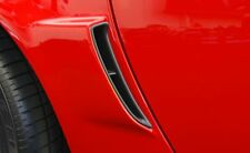 C6 Corvette Z06 / Grand Sport / ZR1 2006-2013 Brake Duct Scoop Insert - Pair