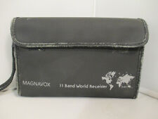 Magnavox 11 Band World Receiver D1875 w/ Carry Case